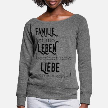 Christmas Present Christmas present - Women's Wide-Neck Sweatshirt