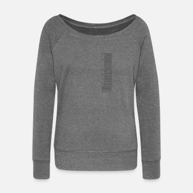 2010 2010 - Women's Wide-Neck Sweatshirt