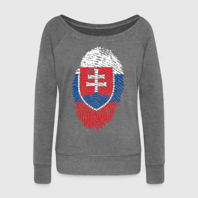 SLOVAKIA 4 EVER COLLECTION - Damegenser med båthals fra Bella