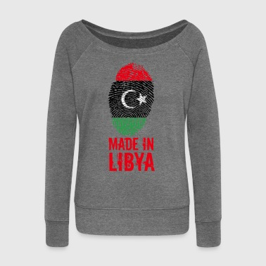 Made in Libya / Made in Libya ليبيا - Women's Boat Neck Long Sleeve Top