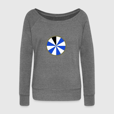 US 11th Infantry Division - Women's Boat Neck Long Sleeve Top