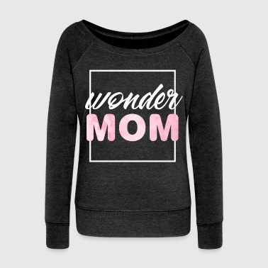 Mother mother - Women's Boat Neck Long Sleeve Top