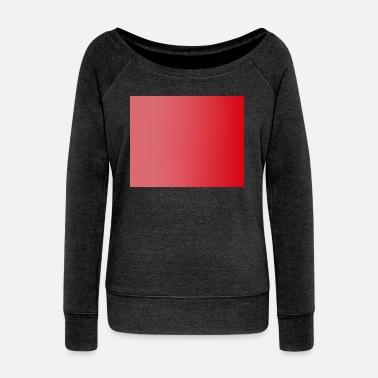 Colour colour - Women's Wide-Neck Sweatshirt