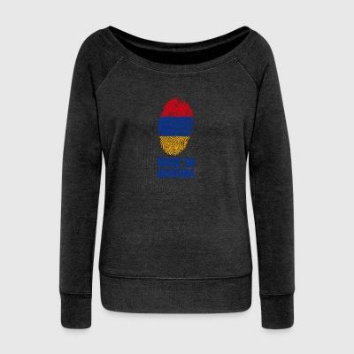 Made in Armenia / Made in Armenia - Women's Boat Neck Long Sleeve Top