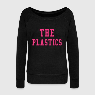 The Plastics - Women's Boat Neck Long Sleeve Top