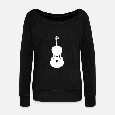 Cello cello - Women's Boat Neck Long Sleeve Top