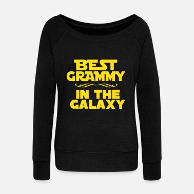 Grammy GRAMMY - Women's Boat Neck Long Sleeve Top