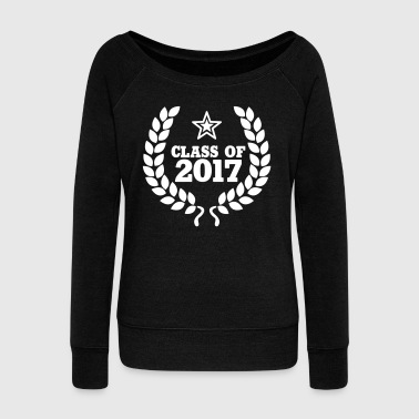 Class of 2017 - Women's Boat Neck Long Sleeve Top