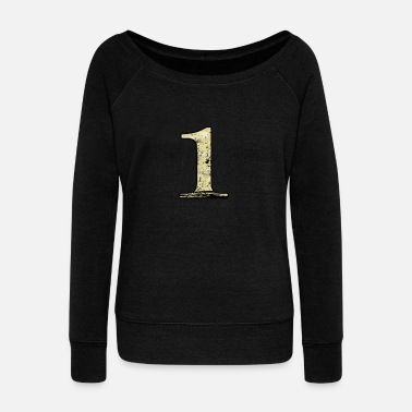 Spy .1 QAnon WWG1WGA One Group Q Anon Great Awakening - Women's Boat Neck Long Sleeve Top