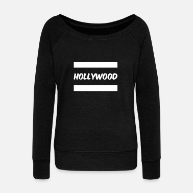 Hollywood Hollywood - Pull Femme col bateau de Bella