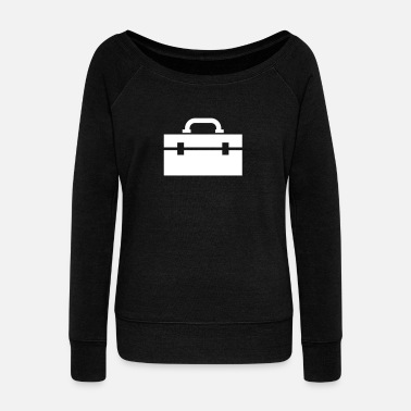 Tools Tools - Women's Boat Neck Long Sleeve Top