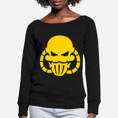 Punisher Punisher - Vrouwen U-hals longsleeve