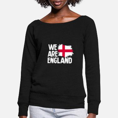 Angleterre Nous sommes l'Angleterre - Pull col bateau Femme