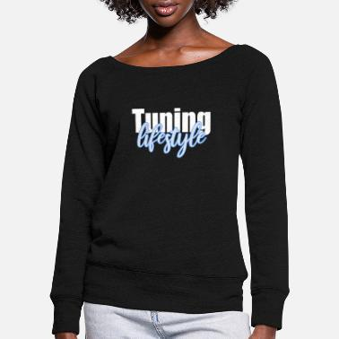 Tuning Tuning lifestyle - Pull col bateau Femme