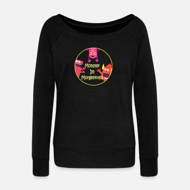 Education educator - Women's Wide-Neck Sweatshirt