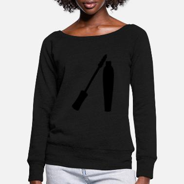 Cosmetics Cosmetics - Women's Wide-Neck Sweatshirt