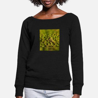 Meadow Meadow - Women's Wide-Neck Sweatshirt
