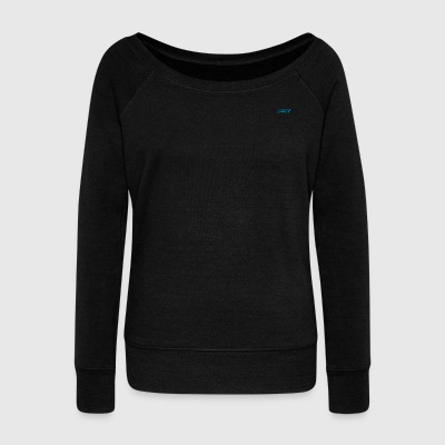 SAVAGE - Women's Boat Neck Long Sleeve Top