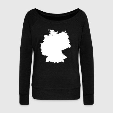 Germany Original Gift Idea - Women's Boat Neck Long Sleeve Top