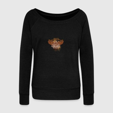Kingdom of the lost soul - Women's Boat Neck Long Sleeve Top