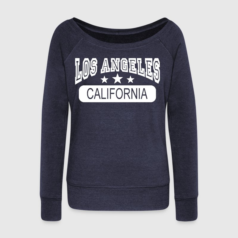 los angeles california - Pull Femme col bateau de Bella