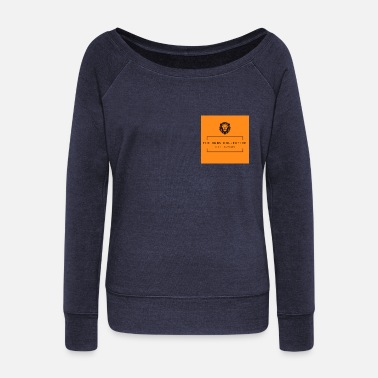 Dub The Dubs Collective - Women's Boat Neck Long Sleeve Top