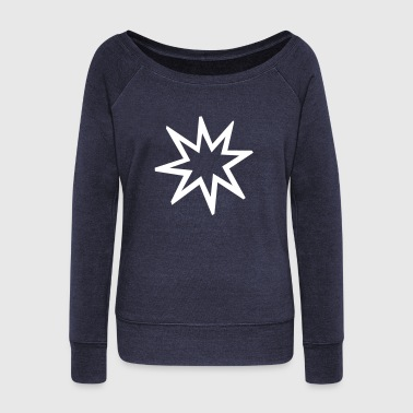 Explosion explosion - Women's Boat Neck Long Sleeve Top