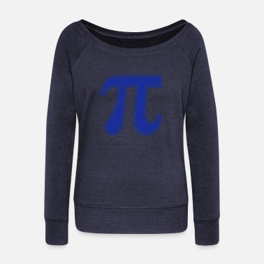 Pi Pi Day PI pi day - Women's Boat Neck Long Sleeve Top