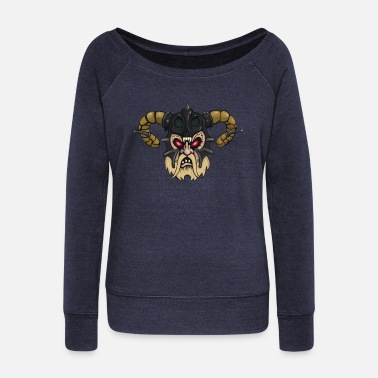 Sorcerer Sorcerer - Women's Wide-Neck Sweatshirt