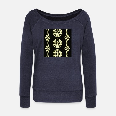 Abstraction abstraction - Pull col bateau Femme