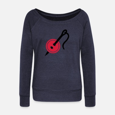 Tailor Tailor - Women's Wide-Neck Sweatshirt