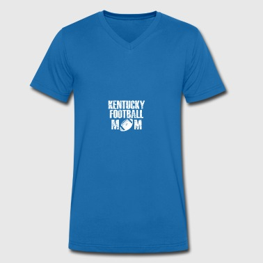 Kentucky le football kentucky - T-shirt bio col V Stanley & Stella Homme