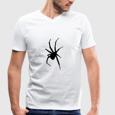 Spiders Spider - Men's Organic V-Neck T-Shirt by Stanley & Stella