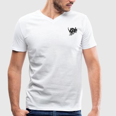 Signature Signature. - Men's Organic V-Neck T-Shirt by Stanley & Stella