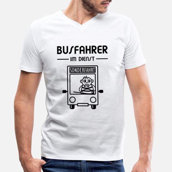 Busfahrer Sweatshirt Seine Majestät Spruch Sprüche Lustig