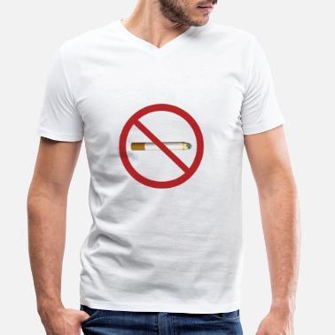 sigarett T skjorte for menn   Spreadshirt
