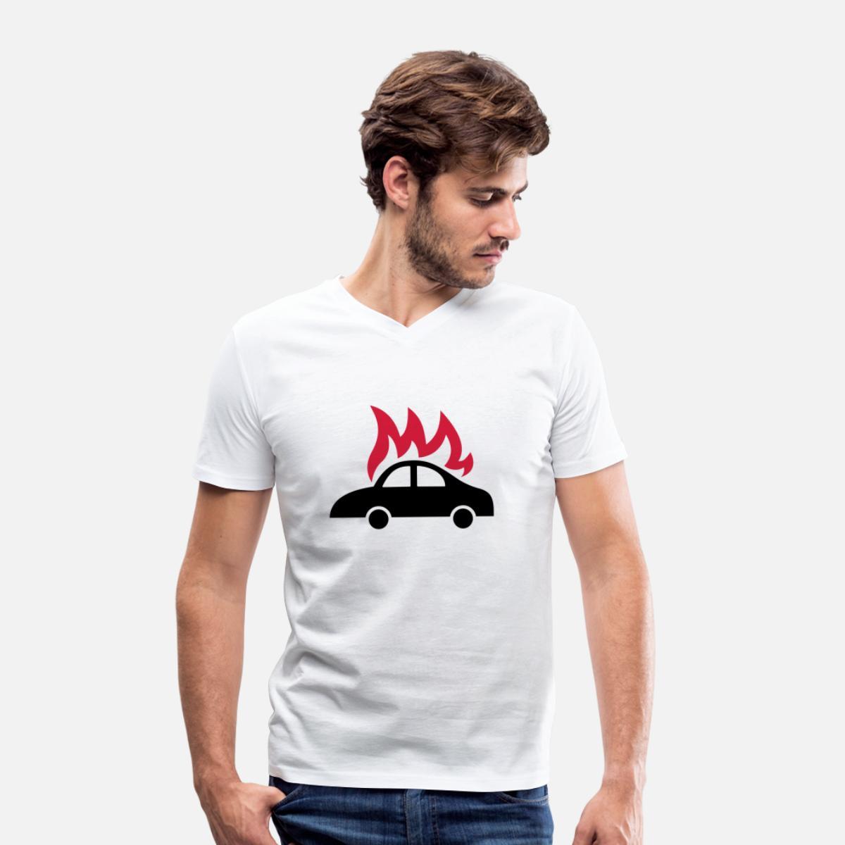 brann t skjorte