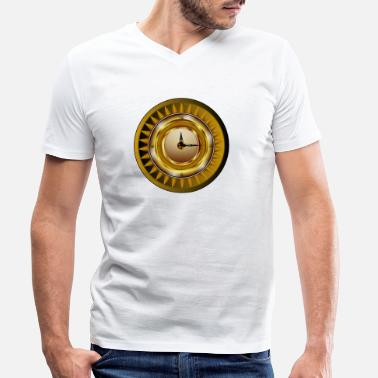 Clockwork clockwork - Men's Organic V-Neck T-Shirt by Stanley & Stella