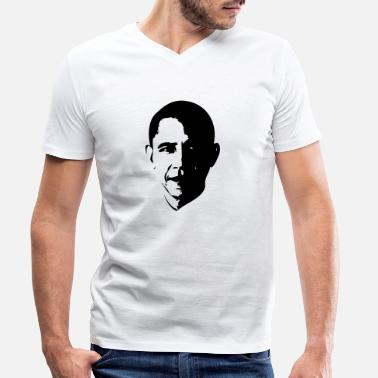 Preside The President - Men's Organic V-Neck T-Shirt