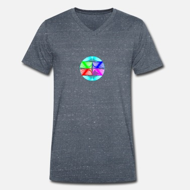 Nt NT - Men's Organic V-Neck T-Shirt