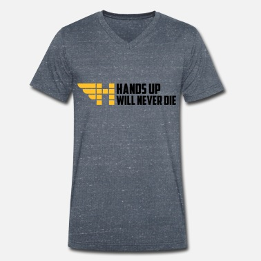 HUWND 2019 - Men's Organic V-Neck T-Shirt