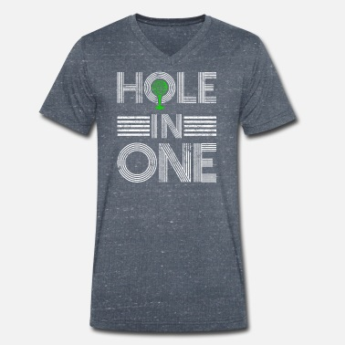 Award Golf award - Men's Organic V-Neck T-Shirt