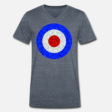 Royal Air Force Royal Air Force - Men's Organic V-Neck T-Shirt