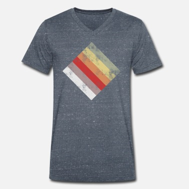 Rectangle rectangle - Men's Organic V-Neck T-Shirt
