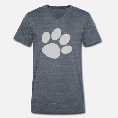 Paw Paw - Men's Organic V-Neck T-Shirt