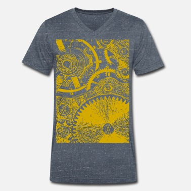 Clockwork clockwork - Men's Organic V-Neck T-Shirt