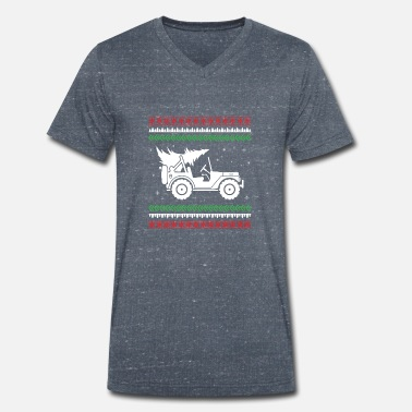 Christmas present - Men's Organic V-Neck T-Shirt