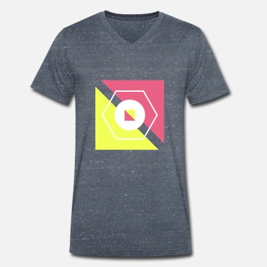 Symbol symbol - Men's Organic V-Neck T-Shirt