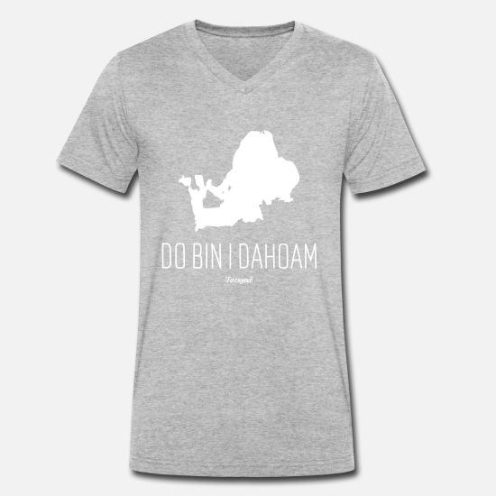 size 40 022d7 d7e76 Chiemsee Männer Bio T-Shirt mit V-Ausschnitt | Spreadshirt