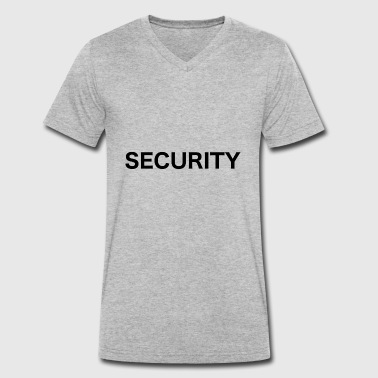 Secure Security - Men's Organic V-Neck T-Shirt by Stanley & Stella